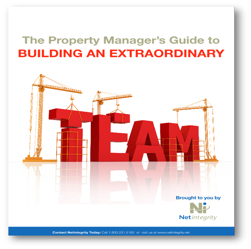 The Property Manager's Guide to Building an Extraordinary Team