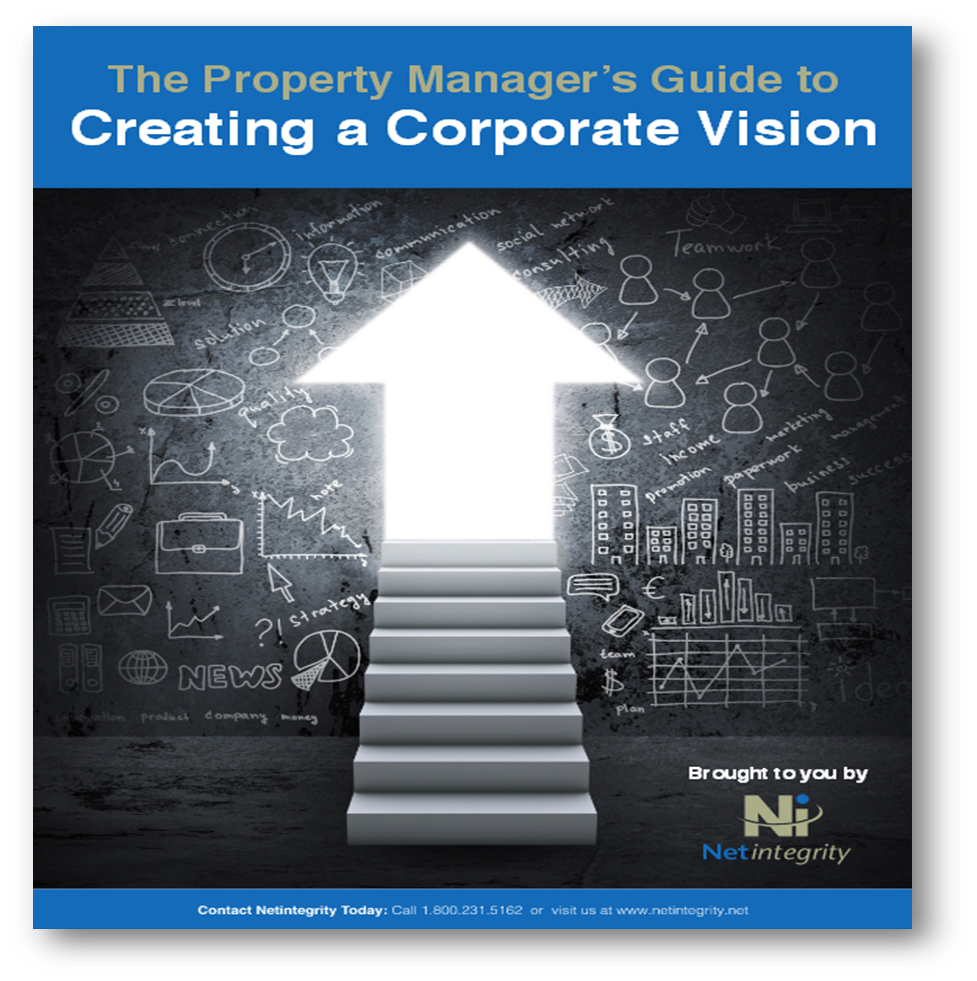 The Property Manager's Guide to Creating a Corporate Vision